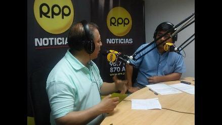 Marco Arana: candidatos del Frente Amplio los pondrá la ciudadanía