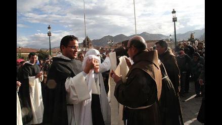 Cusco: Franciscanos impulsan actividades celebrarorias