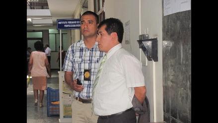Chiclayo: detienen a trabajador judicial por presunto cobro de coima
