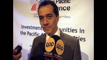 Ministro Segura: Estamos optimistas que MSCI no nos reclasificará