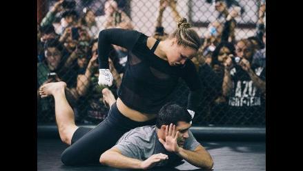 UFC: Ronda Rousey reveló que solía pelear con hombres en las calles