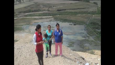 Pisco: presencia de aguas servidas generan presencia de zancudos