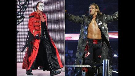 WWE: lesión de Sting fue la misma que obligó a Edge a renunciar