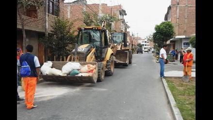 El Niño: inician campañas de limpieza en techos de viviendas