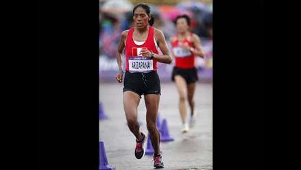 Puno: azangarina Willma Arizapana clasificó a olimpiadas Río 2016