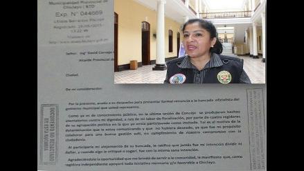 Chiclayo: Barrantes califica de canalla y cobarde actitud de apepistas