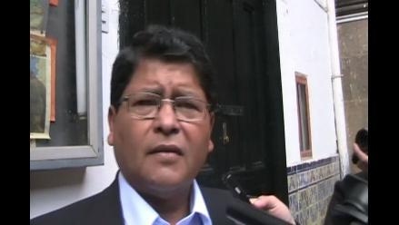 Wilfredo Saavedra afirma que exterroristas pueden participar en política