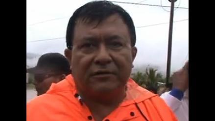 San Martín: gobernador regional rechaza nueva demarcación territorial