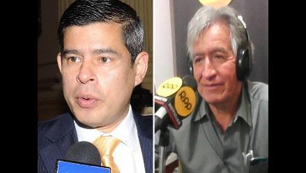 Admiten pedido para levantar inmunidad de congresistas Galarreta y Acuña