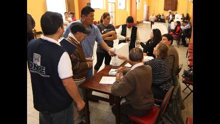 Elecciones generales de 2016 costarán más de S/.296 millones, según ONPE