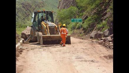 Carretera Tarapoto - Yurimaguas será interrumpido por asfaltado