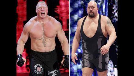 WWE: Brock Lesnar reaparecerá y peleará contra The Big Show