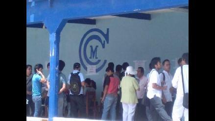 Con normalidad se desarrollan las elecciones estudiantiles en UNPRG