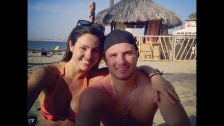 Jenko del Río y Paloma Fiuza están divorciados legalmente