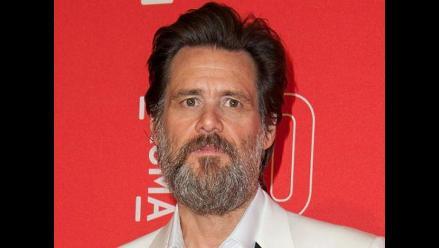 Jim Carrey conmocionado por la muerte de su exnovia