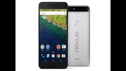 Google presentó sus nuevos teléfonos Nexus 6P y Nexus 5X