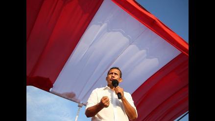 Humala advierte riesgos de patrullaje militar y pide reflexión