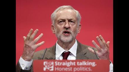 Corbyn: Debemos acabar con la desigualdad y proteger a los trabajadores