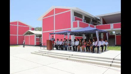 Piura: transfieren presupuesto a municipio de Salitral para obras en colegio