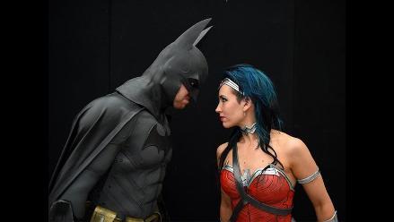Oz Comic-Con: evento reunió a los amantes del cómic