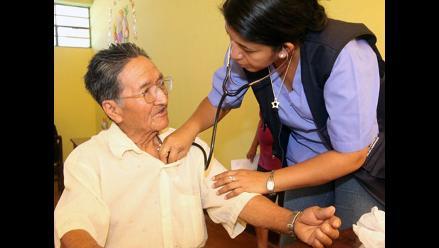 Un 66% de población adulta mayor en Perú está en situación de fragilidad