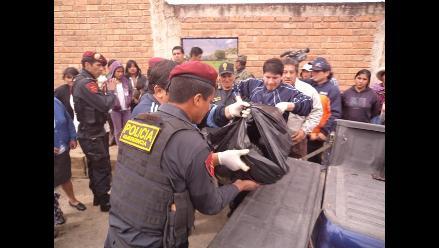 Cajamarca: universitario murió en aparatoso accidente de tránsito en Jaén