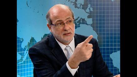 Daniel Abugattás: Iberico es un títere del fujimorismo y aprismo