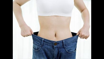 como bajar de peso sin aser ejercicio