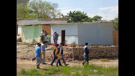 Piura: municipalidad da ultimátum a moradores de quebrada El Gallo