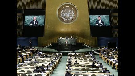 Chile: Palabras de Morales en la ONU fueron erróneas e infundadas