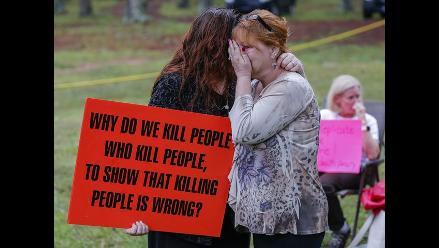 EEUU: Ejecutan a mujer que mató a su marido pese a petición del papa