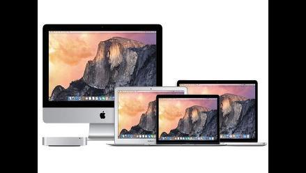 Nuevo sistema operativo para Mac de Apple listo para descargarse