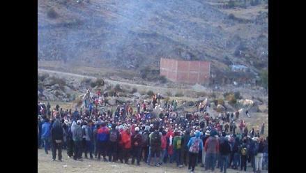 Las Bambas: dan tregua en protestas y 24 horas para instalar mesa de diálogo