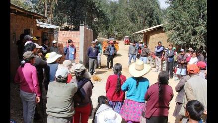 Huamachuco: ronderos capturan delincuentes y policía los libera