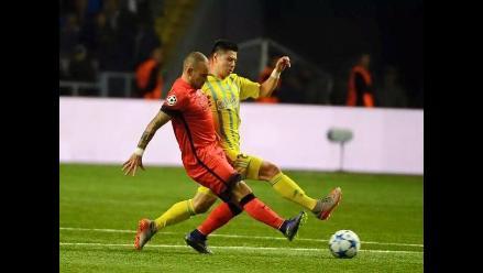 Champions League: Astana logró empate histórico de 2-2 ante Galatasaray