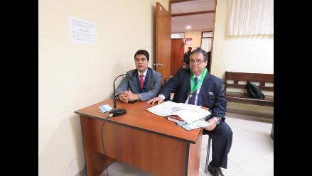 Chiclayo: se realizó audiencia de tutela de derecho de Edwin Oviedo