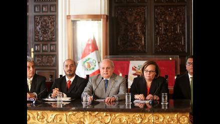 PCM: Las Bambas seguirá y Gobierno actuará firme contra actos violentos