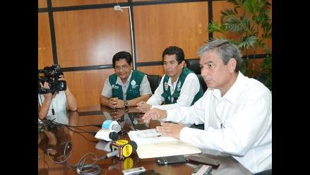 Piura: gobierno regional recibe 20 millones para obras de prevención