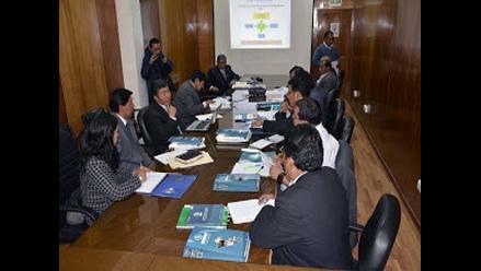 Puno: realizaron reunión técnica por Fenómeno El Niño