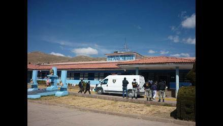 Puno: evalúan lugar para construcción de hospital de contingencia