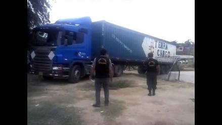 Tumbes: detienen a conductor de camión con 20 kilos de marihuana