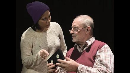 Mayra Couto estrena obra teatral junto a Augusto Mazzarelli