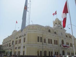 Municipio presenta plan de contingencia por lluvias en Chiclayo