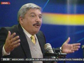 Alberto Beingolea presenta proyecto para ascensos en el Ejército Peruano
