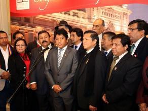 Omar Chehade: Gana Perú separó al congresista de la bancada nacionalista