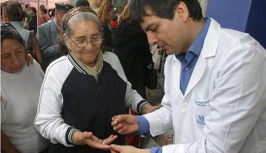 Piura: el 50 % de personas con diabetes desconocía la enfermedad