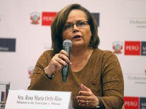 MEM sobre moción de censura: No había condiciones para sustentar Las Bambas