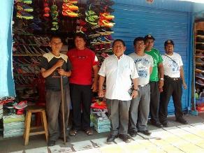 Chiclayo: comerciantes solicitan obras de prevención en mercado por FEN