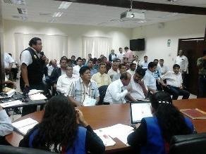 Chiclayo: en reunión alcaldes presentarán sus planes preventivos por FEN