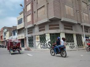 La cruzada de RPP recorrió calles Raimondi y Augusto B. Leguía en Chiclayo